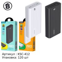 KAKU KSC-412 Power Bank 20000mah