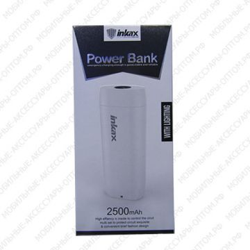 Power bank Inkax PV-06 (2500mAh)