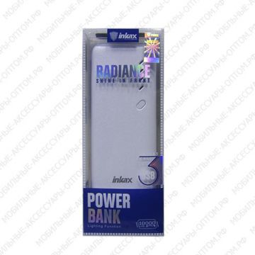Power bank Inkax PV-17 (10000mAh)